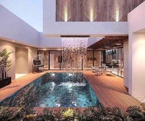 apartment, design, and exterior image