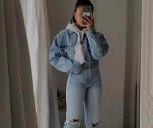 black girl, butch, and fashion image