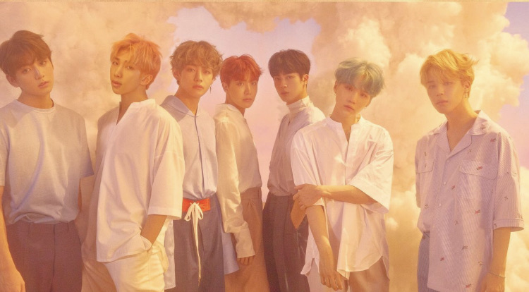 article, ly her, and bts article image