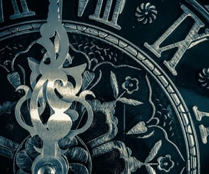 goth, gothic, and ravenclaw image