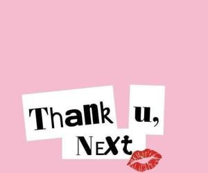 pink, thank you, and pink wallpaper image