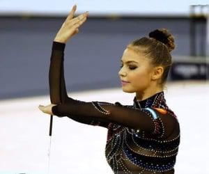ribbon, rhythmic gymnastic, and kabaeva image