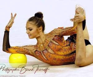 ball, rhythmic gymnastic, and kabaeva image