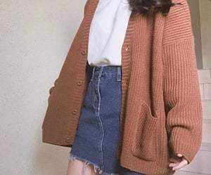 clothes, girl, and indie image