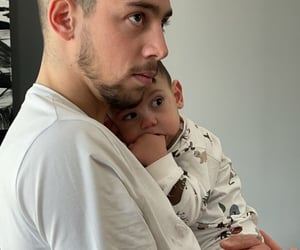 baby, federico valverde, and daddy image