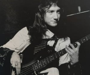 70s, john deacon, and aesthetic image