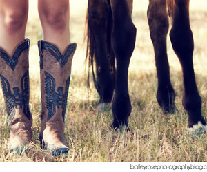 horse, boots, and country image