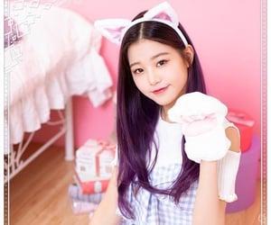catgirl, izone, and wonyoung image