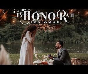amor, video, and wisin y yandel image