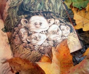 gnomes, slavic, and julki image