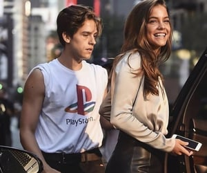 barbara palvin, dylan sprouse, and couple image