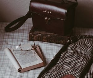 dark academia, book, and aesthetic image