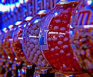 blue, bubblegum, and edit image
