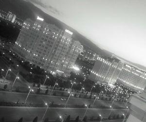 aesthetic, black and white, and ashgabat image