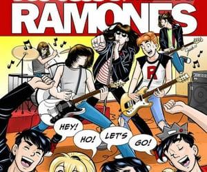 Archie, comic, and ramones image