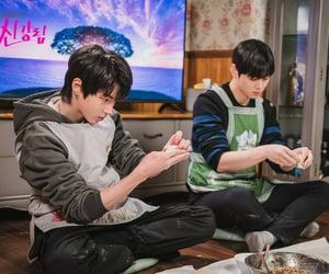 boys, korean, and true beauty image