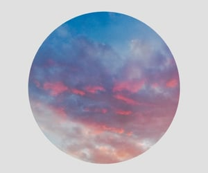 beauty, pink, and skylovers image