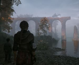 video game and a plague tale innocence image