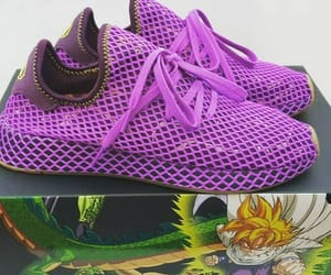 son gohan, adidas, and dragon ball z image