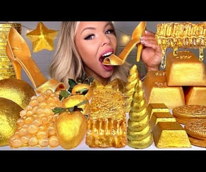 Gold Leaf, jelly, and pranks image