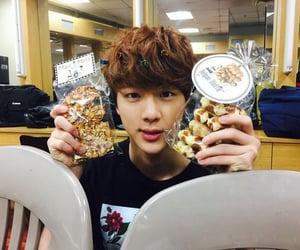 army, kim seokjin, and good boy image