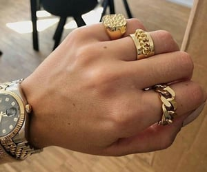 accessories, rings, and luxury luxurious glam image