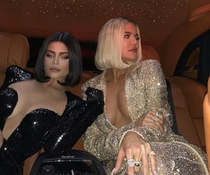 kylie jenner, family, and sisters image