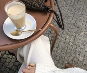 coffee, drink, and style image