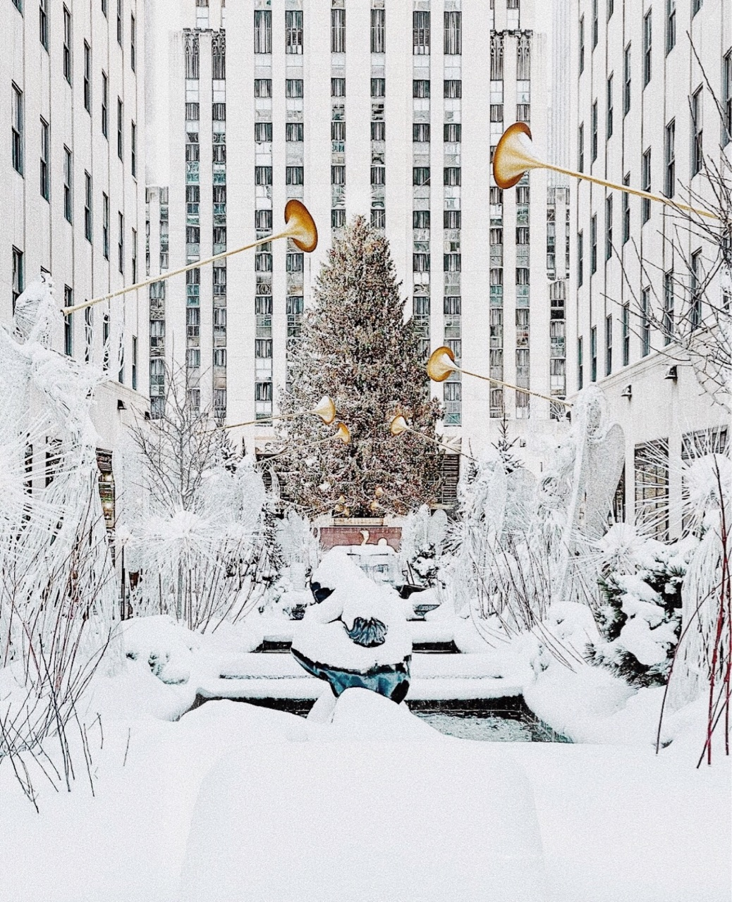 apartment, christmas, and cities image