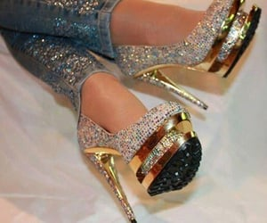 fashion shoes, heels, and outfits image