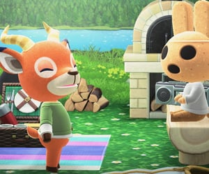 animal crossing, coco, and beau image
