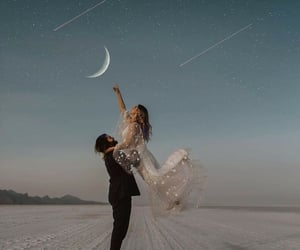 photography, stars, and love image