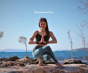asana, dance, and fitness image