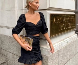 black, chic, and clutch image
