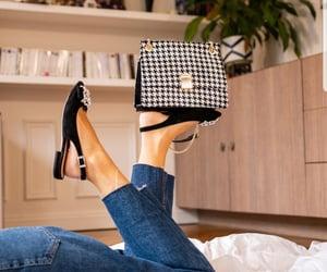 chic, classy, and handbag image