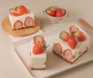 baked, cake, and cakes image