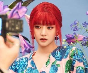 k-pop, minnie, and g idle image