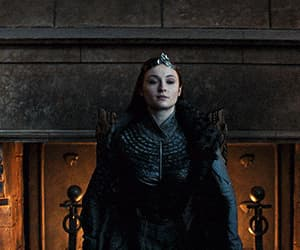 gif, got, and sophie turner image
