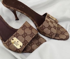 sandals, classy, and gucci image