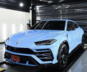 luxury, car, and Lamborghini image