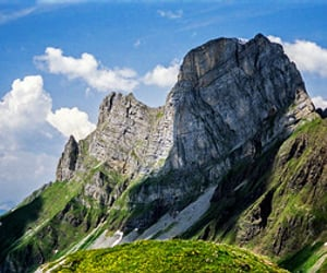 Alps, panorama, and mountain image