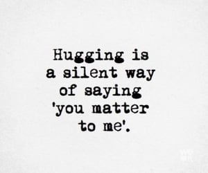 feelings, hug, and me image