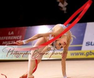 ribbon, mamun, and rhythmic gymnastic image