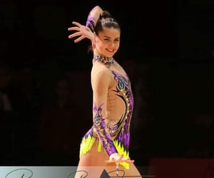 clubs, rhythmic gymnastic, and merkulova image