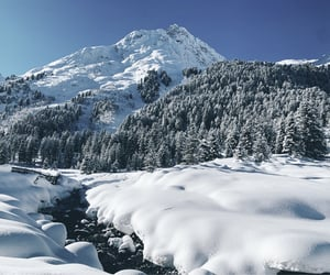 austria, beautiful, and cold image