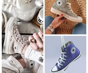 all stars, converse, and high tops image