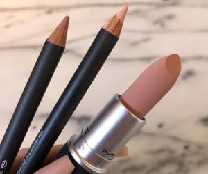 beauty, cosmetic, and mac image