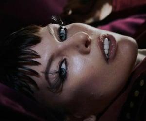 beauty, Milla Jovovich, and makeup image