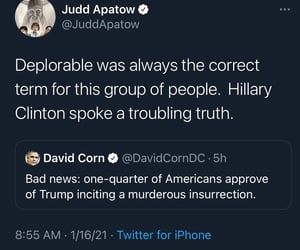 Hillary Clinton, judd apatow, and coup attempt image