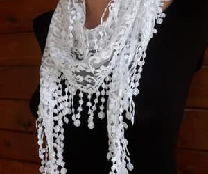 etsy, scarfs, and lace mask image